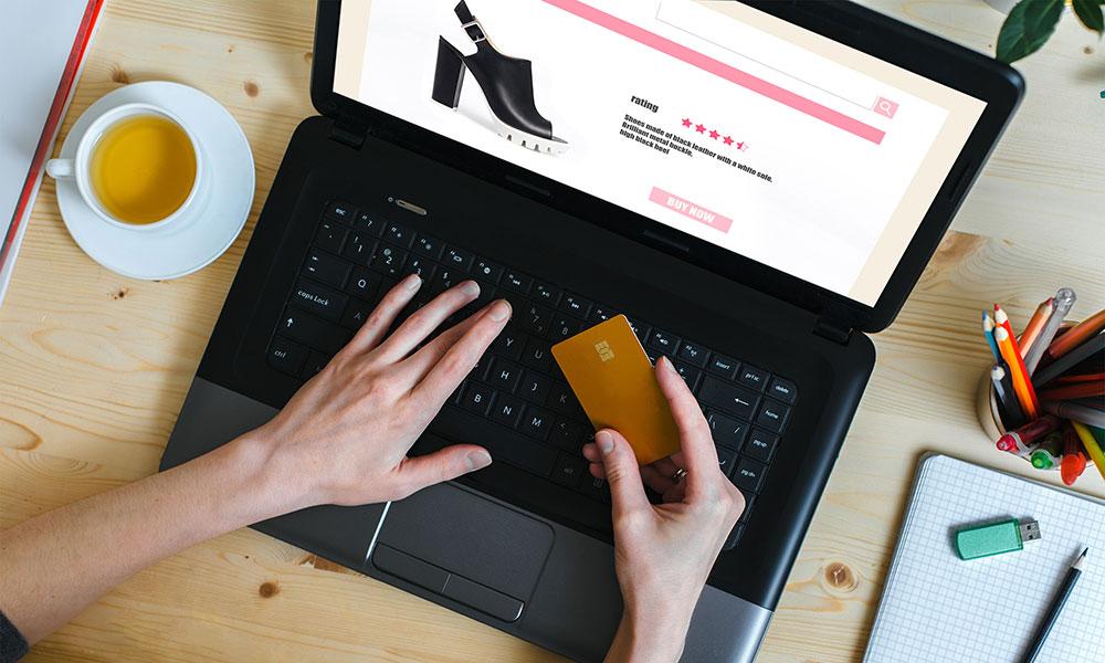 Cinq sites e-commerce les plus populaires en France